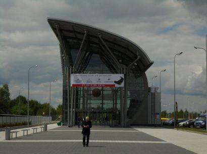 Targi Kielce pawilon